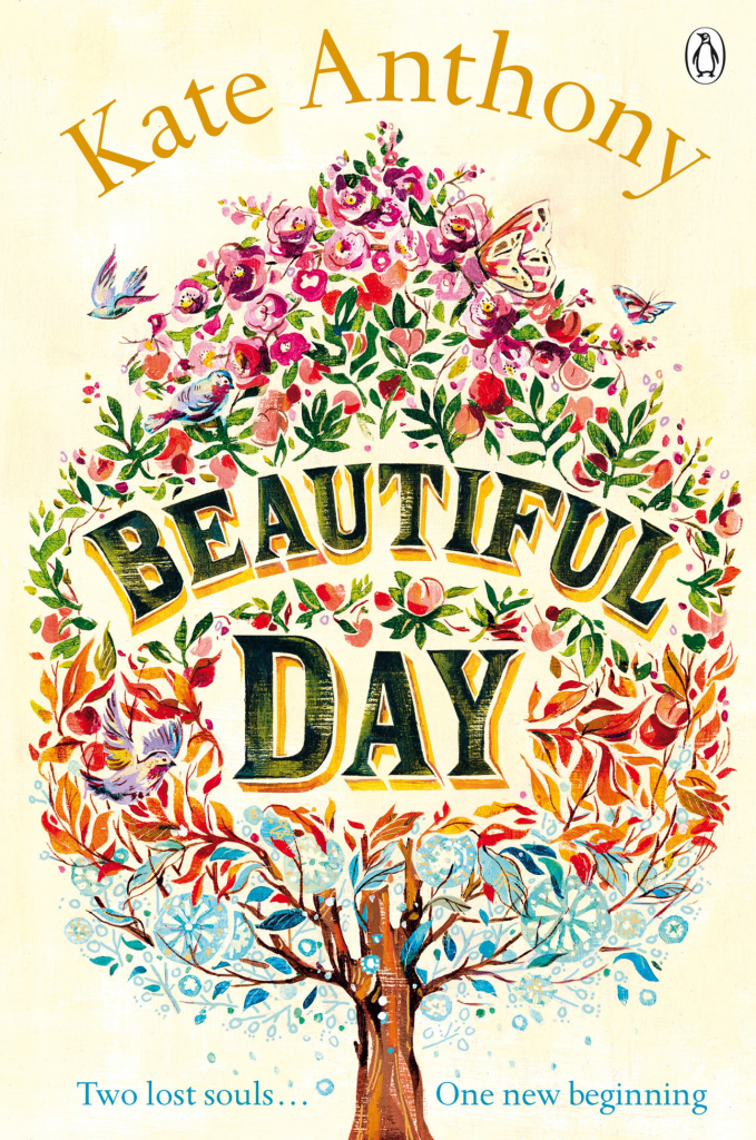 Beautiful Book Cover Up : Kate anthony beautiful day